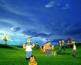 simpsons xp by sycooo